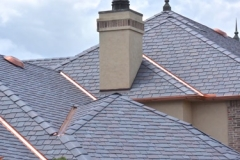 Davinci Synthetic Roofing in St. Louis