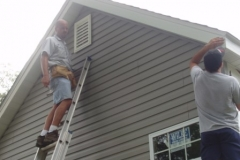 Fascia Repair in St. Louis