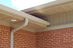 St. Louis Soffit Repair