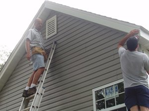 Fascia and Soffit Repair & Installation in St  Louis | Advanced One